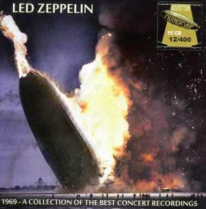 Led Zeppelin - 1969 - A Collection Of The Best Concert Soundboards ( 15 CDs SET - 24 Pages Booklet )