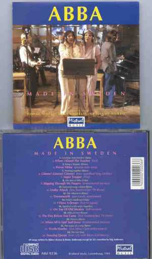 Abba - Made in Sweden ( Mistral )