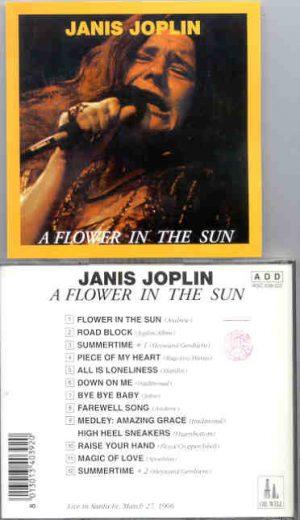 Janis Joplin - A Flower In The Sun ( Oil Well ) ( Live In Santa Fe , March 27th , 1966 )