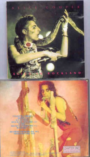 Alice Cooper - Alice In Rockland ( Chapter One ) ( Live In The USA , 1971 )
