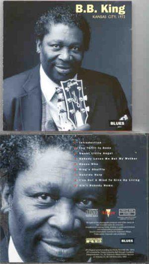 B.B.King - Kansas City 1972 ( Live in Kansas City , MO , USA , 1972 )