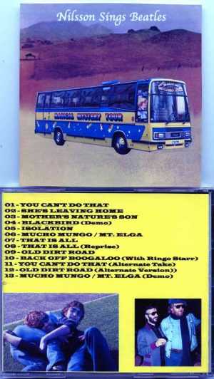 Nilsson - Nilsson Sings Beatles