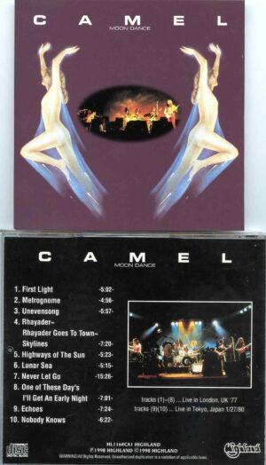 Moon Dance ( Highland ) ( Live in London 1978 plus Tokyo 1980 )